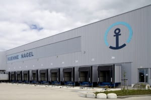 Video Testimonial Kuehne Nagel warehouse for Logistics service provider industry