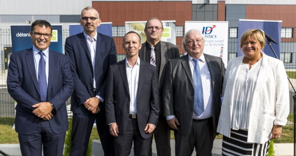 Goodman opens new 40,000 sqm logistics centre for Cdiscount in France